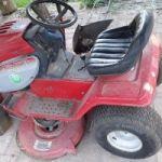 Tractor de Jardin