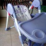 Vendo silla comedor para bebe
