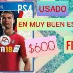 VENDO FIFA 18 PS4 USADO FÍSICO CON EL MUNDIAL