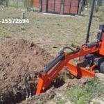excavaciones y zanjeos con miniexcavadora