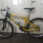 Vendo bici y casco