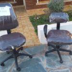 Vendo sillas giratorias oficina