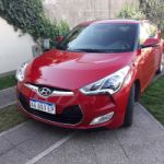Hyundai Veloster 1.6 - AT - 2017