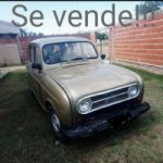 Vendo Renault 4S. Excelente estado!!!