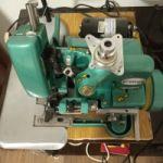 Vendo máquina de coser overlok
