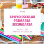 APOYO ESCOLAR CLASES PARTICULARES