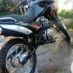 Vendo Moto corven triax 150