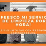 ¡OFEESCO MI SERVICIO DE LIMPIEZA!