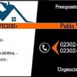 Plomeria Gas Electricidad Cloacas Desagües Celular 02302-15470404 / 15517007