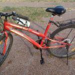 Vendo bicicleta dama