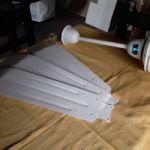 Vendo Ventilador de Techo con Luminaria