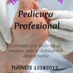 SERVICIOS PEDICURIA -  MANICURIA