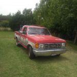 Vendo camioneta Ford f 100