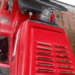 Vendo tractor corta césped