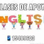 Clases de apoyo Inglés