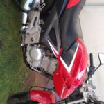 Vendo. Honda Twister
