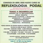 CURSO REFLEXOLOGIA PODAL