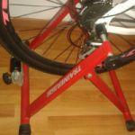 Rodillo y bici, no te quedes sin entrenar! no se venden por separado!