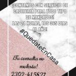 SERVICIO DE CADETERIA