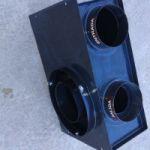 caja calefactor TBU Longvie
