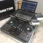Controlador MIDI  Traktor Kontrol S4 MK1 y Maleta original