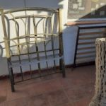 Vendo cama antigua de bronce