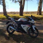 Rz 25 motor 250cc