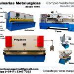Maquinarias Metalurgicas