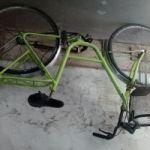 Vendo bicicleta de dama.