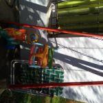 Vendo hamaca pará bebés y triciclo