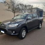 Vendo Toyota Hilux SRV D/C 4X4 Mod. 2016
