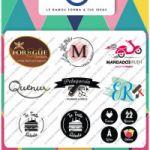 Creación de Logos (también rediseño, vectorización, iconos para Historias Destacadas de Instagram)