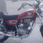 Vendo Honda 125 V-men