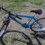 Bicicleta mountain bike rodado 26 halley suspensión