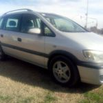Vendo Chevrolet Zafira nafta 2.0 mod04