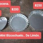 Mini Bizcochuelos
