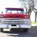 Vendo camioneta Chevrolet modelo C-10 año1967