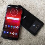 Celular Motorola Z3 play + moto mod de carga