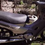 Vendo Motomel 110