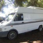 furgon iveco daily 35.10 motorhome