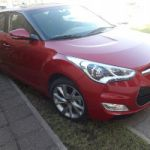Vendo Hyundai Veloster 1.6 AT - 2017
