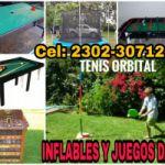 ALQUILER DE JUEGOS POR 3 O 5 DIAS