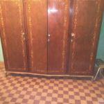 Juego de dormitorio antiguo