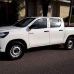 Vendo o Permuto Toyota Hilux DX