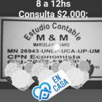 Estudio contable-Económico-jurídico m&,m