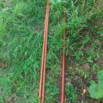 Vendo caños para agua 10metros de 1/2 y 6 metros de 3/4 cel 2302565831