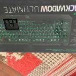 Vendo teclado para videojuegos razer blackwidow