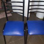 Vendo 6 sillas de caño