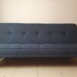 Vendo Sofa Cama Jimmy Color Azul en excelente estado