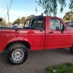 Ford f100 xlt mwm diésel impecable